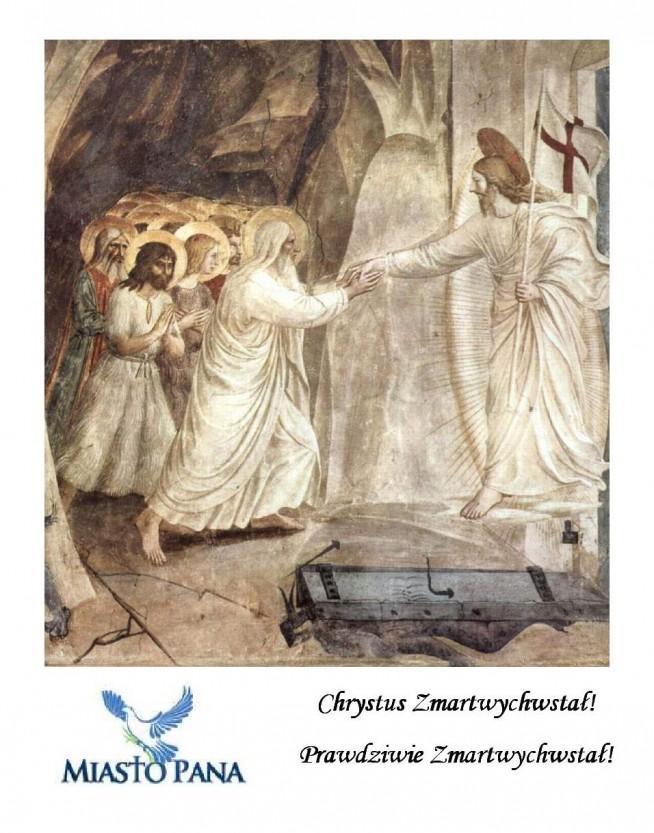 MP Życzenia Wielkanoc 2014